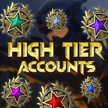 buy high tier accounts