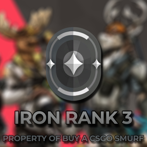 Iron-Rank-3-Valorant